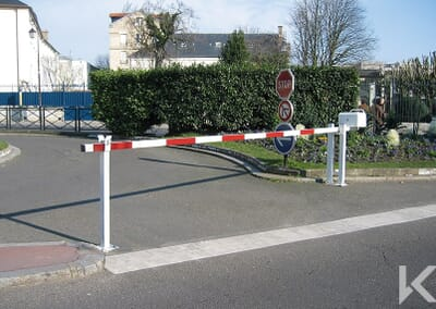 Barrier for Safety