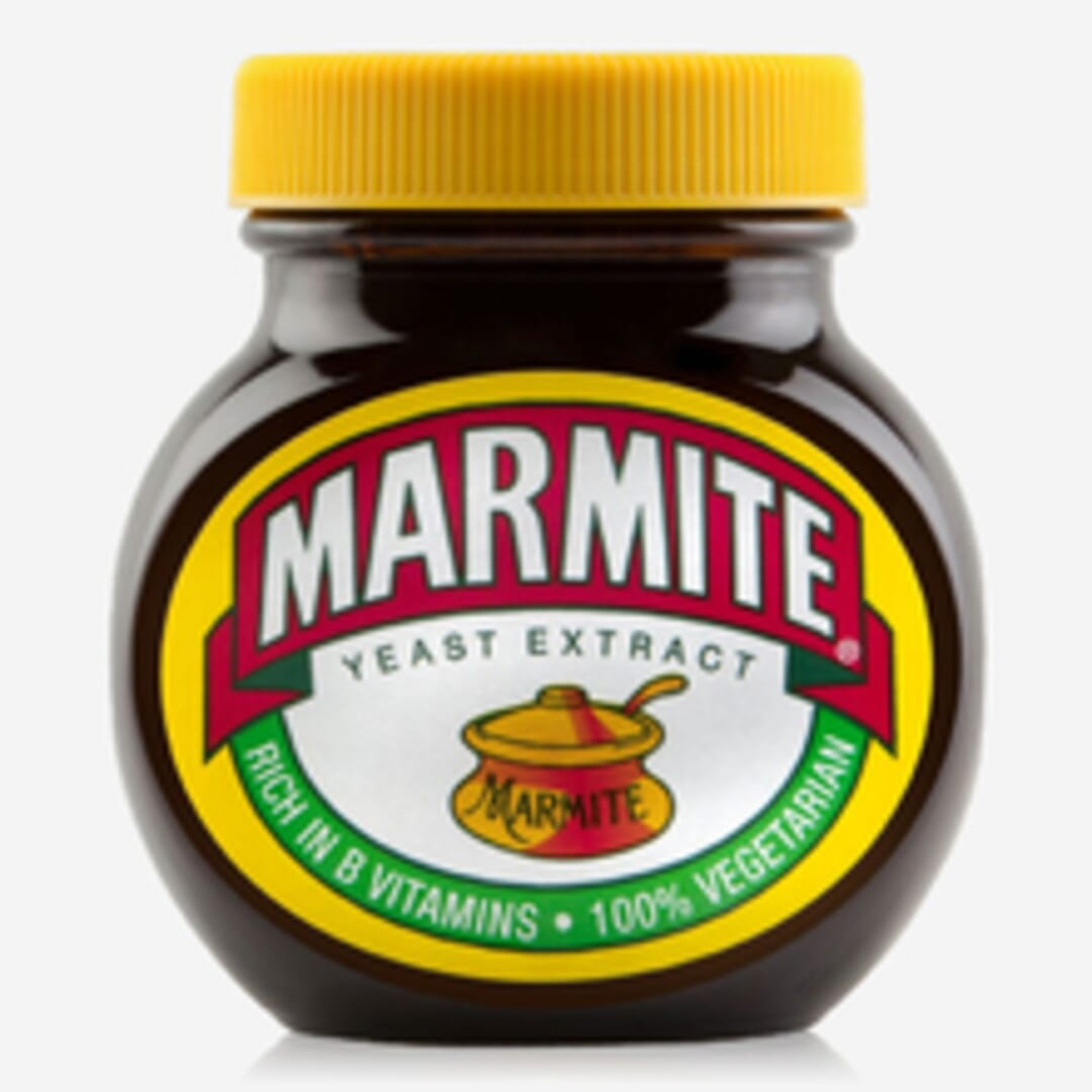 Love it or hate it!  Marmite's Monday campaign