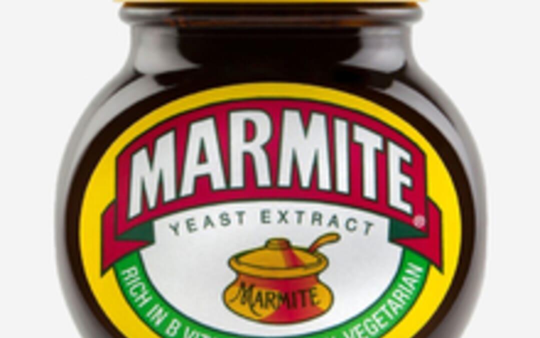 Love it or hate it!  Marmite's Monday campaign