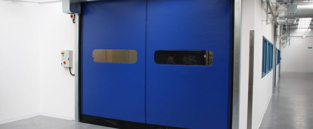 high speed doors uk