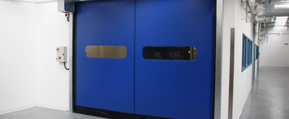 high speed doors uk